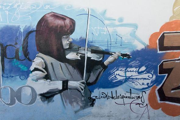 Искусство одного уличного ребёнка. Изображение № 14.