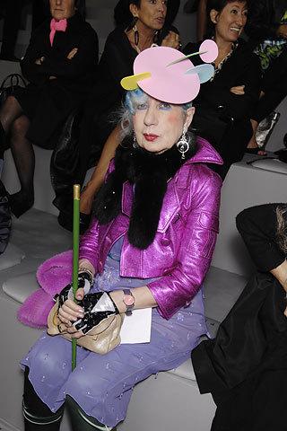 Анна Пьяджи. Модный гардероб. Изображение № 38.