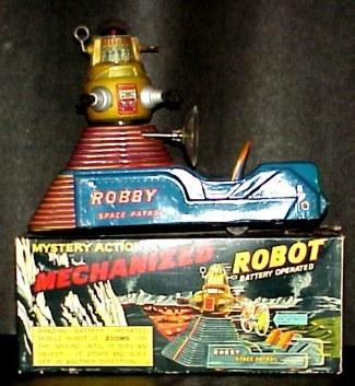 Ретро роботы. Изображение № 5.