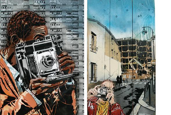 Изображение 56. Le стрит-арт.. Изображение № 64.