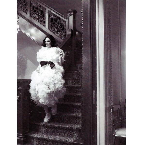 Изображение 39. Съемки: Harper's Bazaar, Metal, V и Vogue.. Изображение № 33.