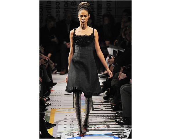 Показ Prada на Неделе моды в Милане. Изображение № 5.