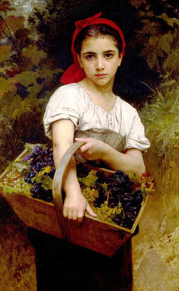 Французский живописец Адольф Вильям Бугро. Изображение № 21.