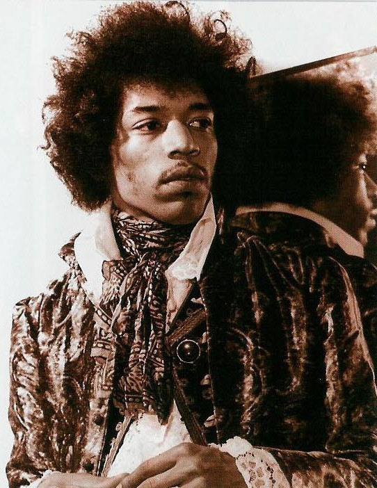THE JIMI HENDRIX EXPERIENCE. Изображение № 4.