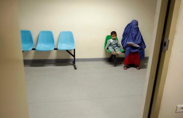 Афганистан. Военная фотография. Изображение № 148.