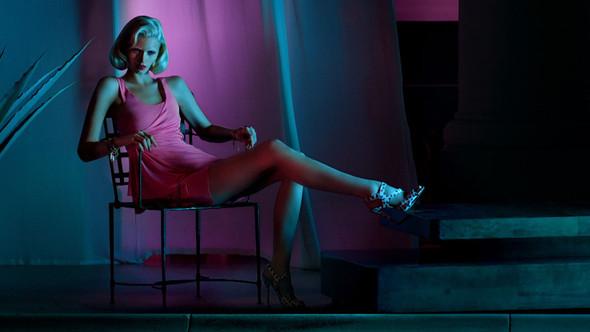 Кампания: Versace for H&M Cruise 2012. Изображение № 6.