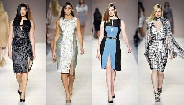 Size pluse: Elena Miro, осень-зима 2012/13. Изображение № 4.