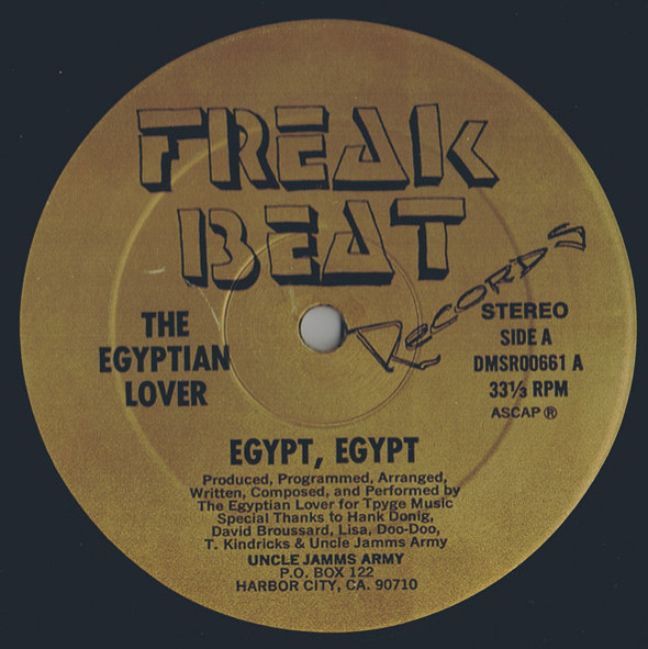The Egyptian Lover. Изображение № 12.