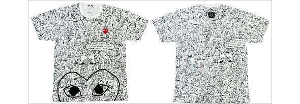 Изображение 6. Comme des Garcons выпускают футболки с героями комиксов.. Изображение № 1.