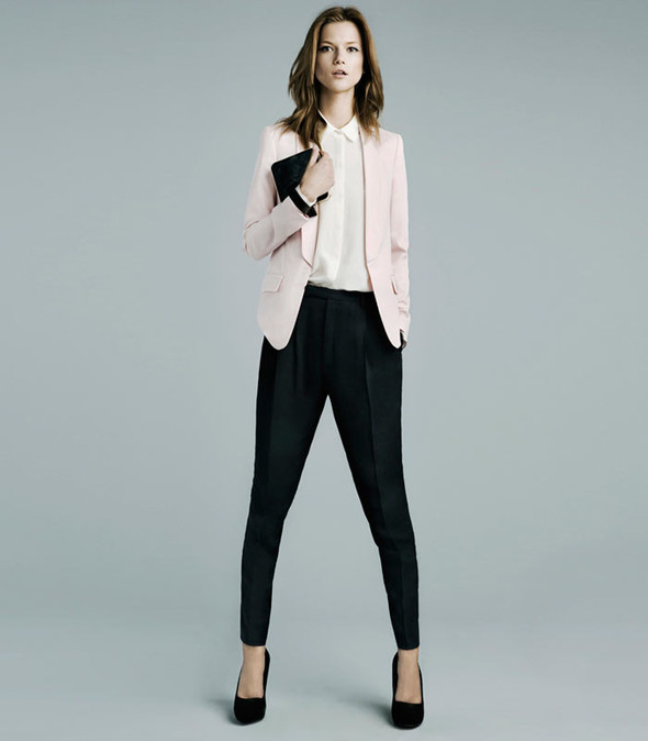 Лукбук: Zara Evening 2011. Изображение № 8.