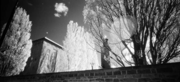 Невидимый мир на грани тепла и света. Выставка Арсена Ревазова. Изображение № 12.