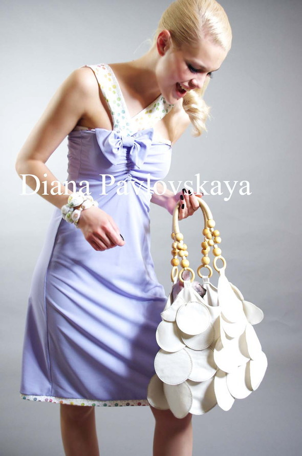 Новая коллекция сезона весна-лето Diana Pavlovskaya. Изображение № 9.