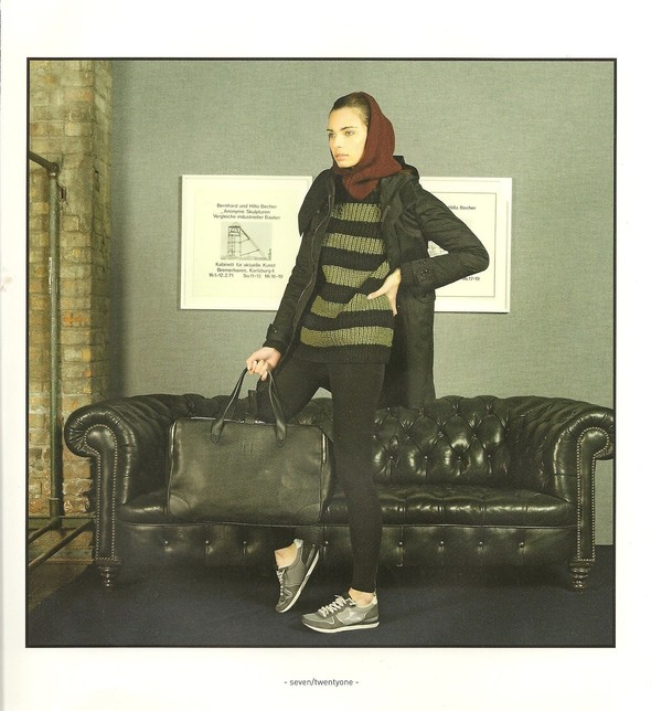 Lookbook Golden Goose women's FW2011-2012. Изображение № 10.