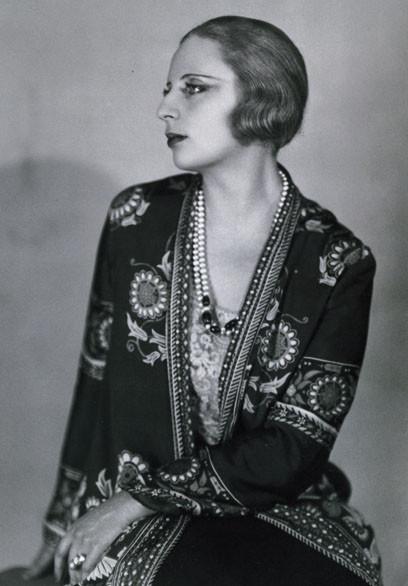 Тамара де Лемпицка – художница и икона Арт Деко. Изображение №14.