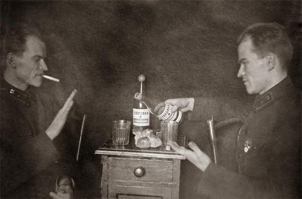 Домашние фото-эксперименты вдовоенном СССР. Изображение № 12.