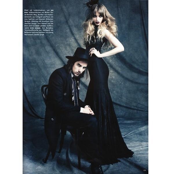 5 новых съемок: Dossier, Elle, V и Vogue. Изображение № 38.