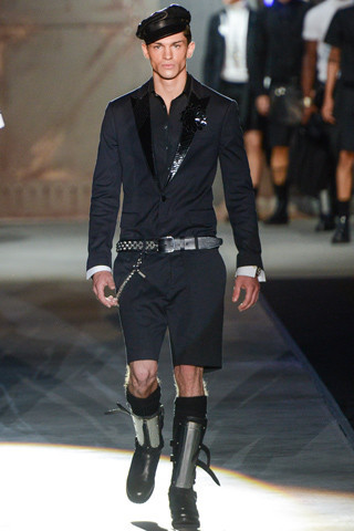 Неделя мужской моды в Милане: День 4. Изображение № 12.