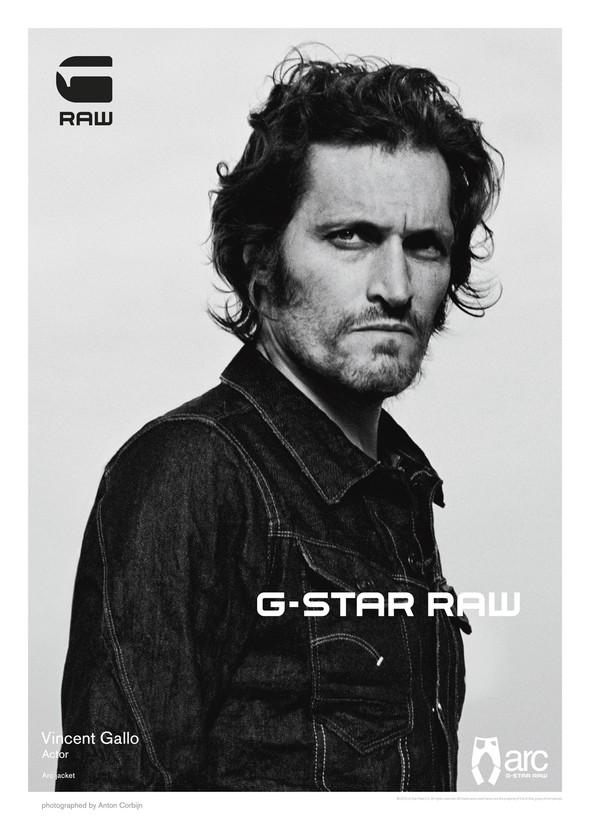 Рекламная кампания: G-Star RAW SS'12. Изображение № 1.