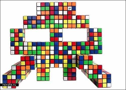 Картины изКубика Рубика. Изображение № 4.