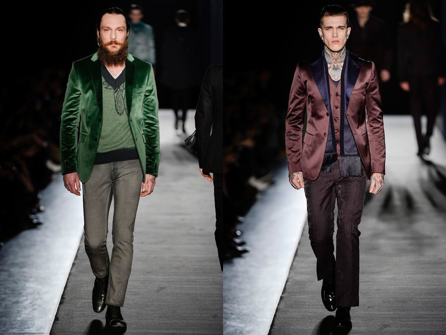 Milan Fashion Week: День 4. Изображение № 10.