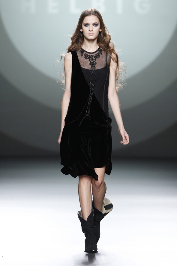 Madrid Fashion Week A/W 2012: Teresa Helbig. Изображение № 20.
