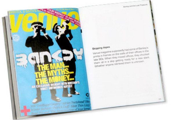 Дизайн-дайджест: Книга мифов о Бэнкси, выставка Ай Вэйвэя и арт-ярмарка FIAC в Париже. Изображение № 36.