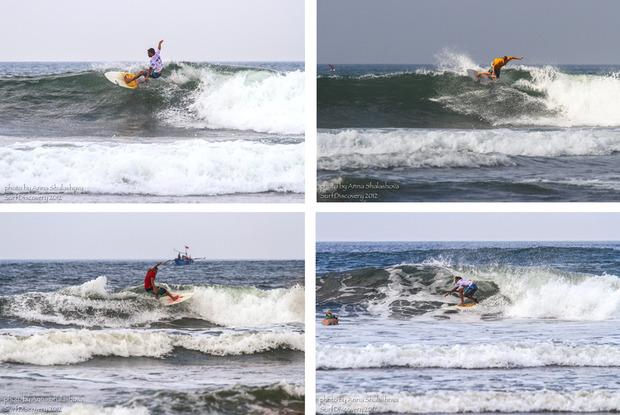 Результаты российских соревнований по серфингу Surf Jam Bali 2012. Изображение № 24.