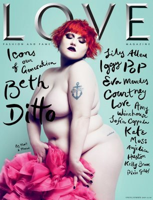 Журнал Love – убийца Dazed & Confused. Изображение № 1.