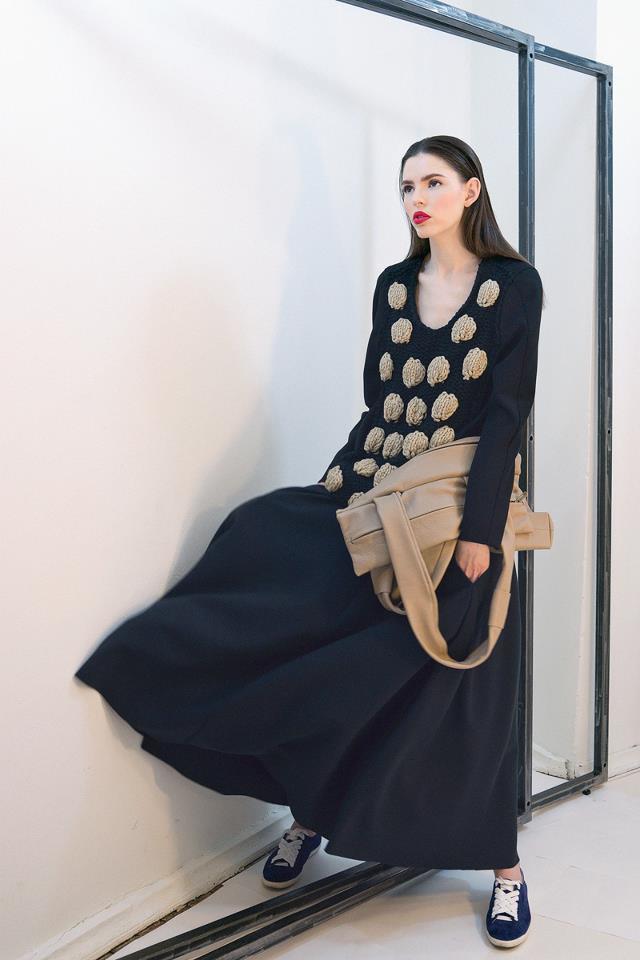Click-boutique и Yanina Vekhteva показали новые коллекции. Изображение № 12.