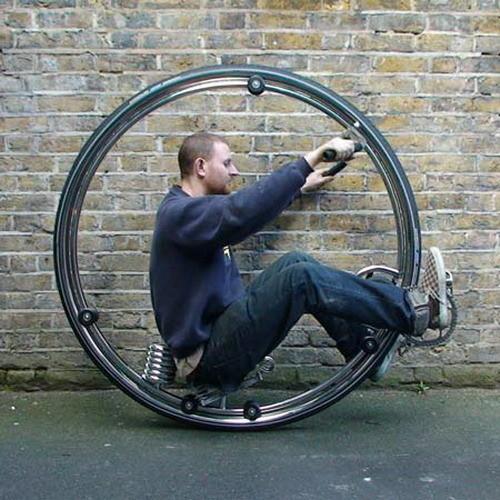 Monowheel. Изображение № 4.