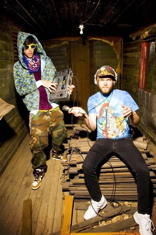 3OH! 3: This hip-hop make me dance!. Изображение № 1.