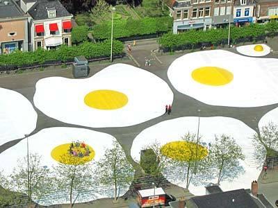 Летний проект голландского концептуалиста. Изображение № 1.