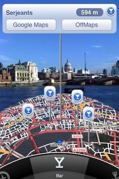 Будущее уже здесь: дополненная реальность в приложениях для iPhone и iPod touch. Изображение № 13.
