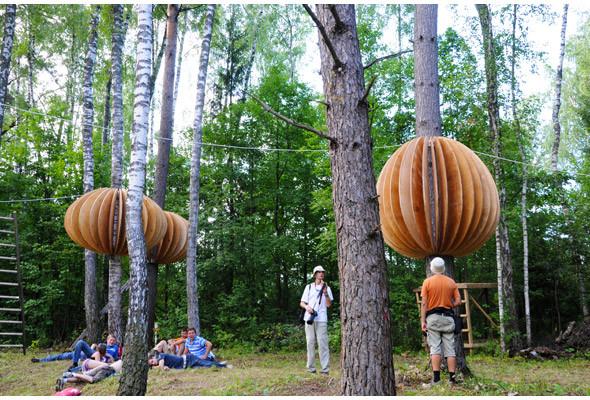 Репортаж с фестиваля «Архстояние 2011». Изображение № 48.