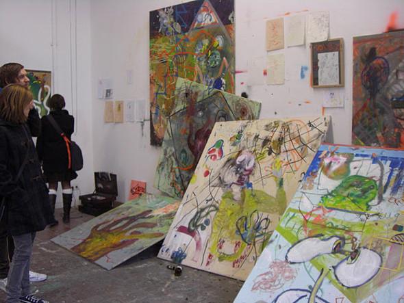 Как учиться в Германии: Мастерские, художники и биеннале глазами студента. Изображение № 8.
