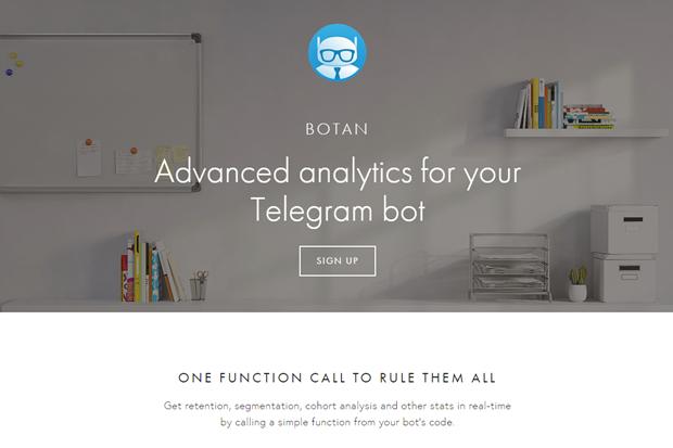 Сотрудники «Яндекса» создали аналитику для ботов в Telegram. Изображение № 1.