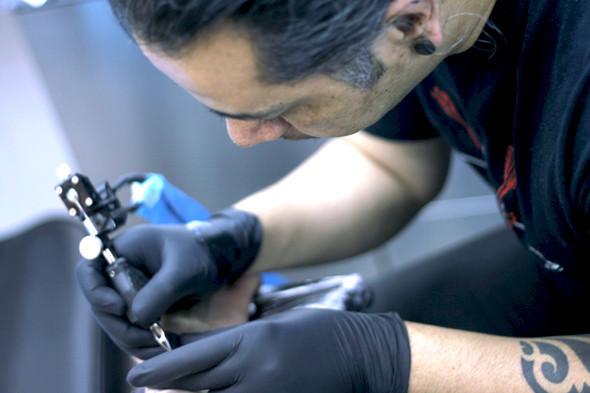 Estigma Tattoo. Изображение № 45.