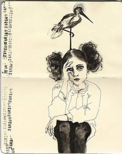 Мексиканская художница ERIKA KUHN. Изображение № 18.