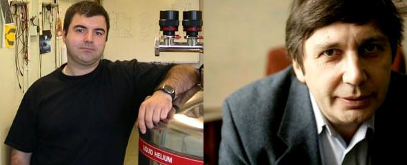 Русские ученые получили Нобелевскую премию по физике. Изображение № 1.