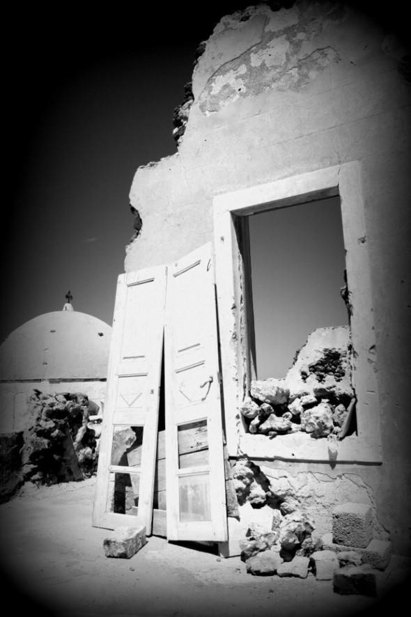 Санторини: Боги, вино и закаты. Изображение № 6.