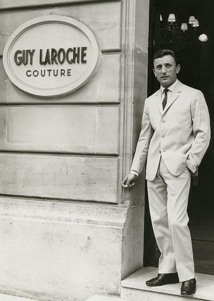 История бренда Guy Laroche. Изображение № 2.