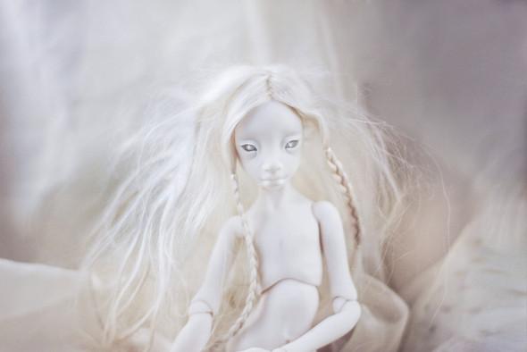 Изображение 18. Фарфоровые куклы Лидии Снуль.. Изображение № 15.