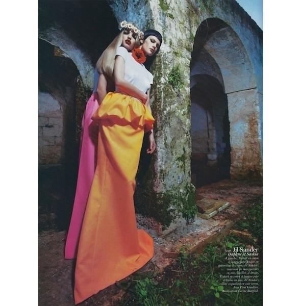 Изображение 60. Съемки: Harper's Bazaar, Industrie, Vogue и другие.. Изображение № 107.