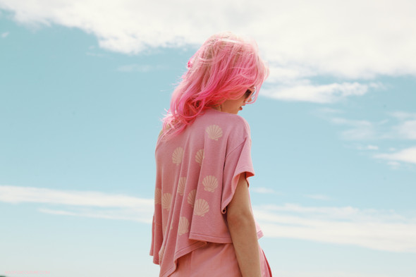 Лукбук: Шарлотта Фри для Wildfox SS 2012. Изображение № 15.