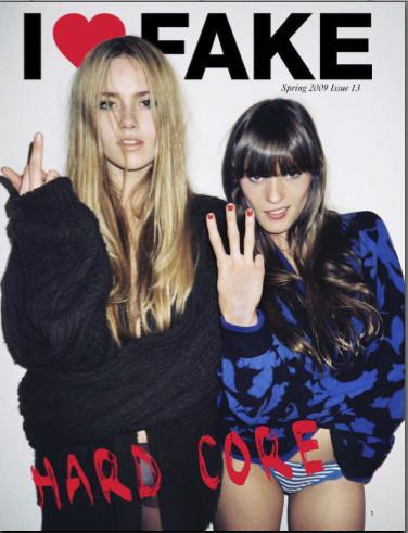 I LOVE FAKE - самые интересные фотосессии журнала. Изображение № 11.