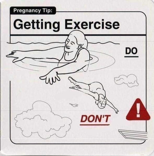 Инструкция длянемного беременных людей. Изображение № 4.