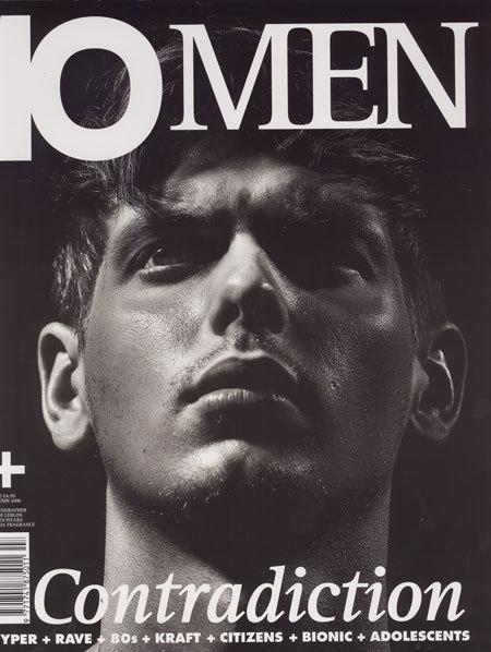 Top50. Мужчины. Models. com. Изображение № 24.
