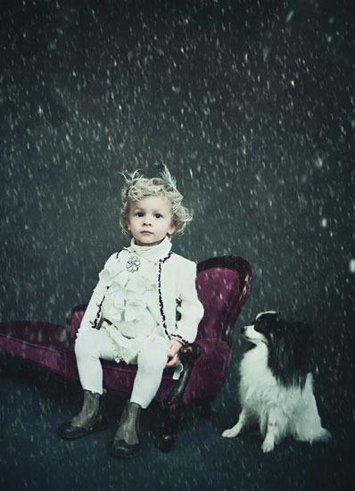 Snow White: Модные съемки к выходу «Ледникового периода». Изображение № 37.