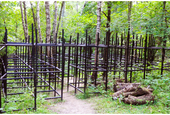 Репортаж с фестиваля «Архстояние 2011». Изображение № 47.