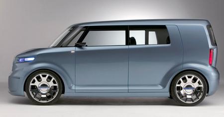 Scionбюджетный вариант дизайнерских авто избудущего. Изображение № 14.